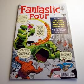 Fantastic Four issue 1 fascimile edition (käytetty)