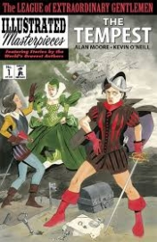 The League of Extraordinary Gentlemen: The Tempest #1