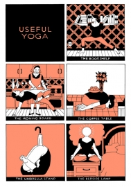 Poster: Useful yoga (Hans Nissen)